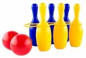 Игровой набор Пластмастер Кегли маленькие (40042)