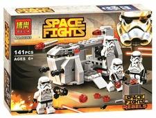 Конструктор BELA Space Fights 10365 Транспорт Имперских Войск