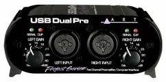 Внешняя звуковая карта ART USB Dual Pre