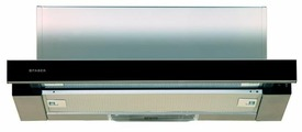 Встраиваемая вытяжка Faber Flox Glass BK A60
