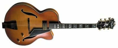Полуакустическая гитара Peerless Jazz City