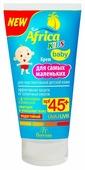 Floresan Africa Kids крем для самых маленьких Baby SPF 45