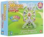 3D-пазл 1 TOY Колесо обозрения (Т59382), 65 дет.