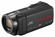 Видеокамера JVC Everio GZ-RX640