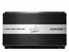 Автомобильный усилитель Alphard Deaf Bonce DB-OGO1500.2D