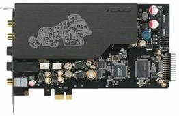 Внутренняя звуковая карта ASUS Xonar Essence STX II