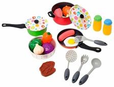 Набор продуктов с посудой PlayGo 6988