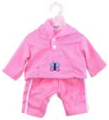 Shantou Gepai Кофточка и штанишки для кукол Baby Toby 77000-78