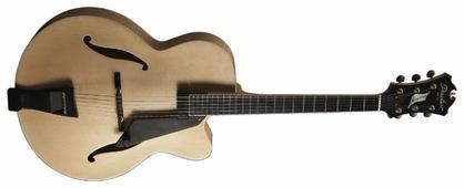 Полуакустическая гитара Peerless Manhattan