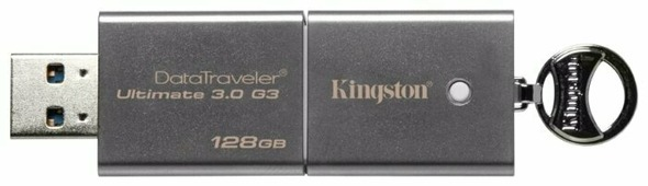 Флешка Kingston DataTraveler Ultimate 3.0 G3