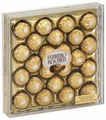 Набор конфет Ferrero Rocher Бриллиант молочный шоколад, 300г