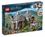 Конструктор LEGO Harry Potter 75947 Хижина Хагрида: спасение Клювокрыла