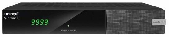 Спутниковый ресивер HD BOX Supremo 2