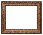 Рама Белоснежка Lydia (1212-BL) 40x30 см
