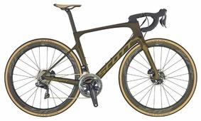 Шоссейный велосипед Scott Foil Premium Disc (2019)
