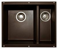 Врезная кухонная мойка LAVA U2 53.4х45.6см искусственный гранит