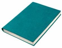 Ежедневник Listoff New Wave недатированный, искусственная кожа, А6, 136 листов