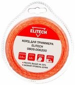 Леска для триммера Elitech 3mm x 12m 0809.006200