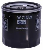 Масляный фильтр MANNFILTER W712/83