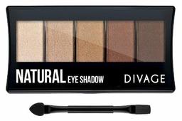 DIVAGE Палетка теней Palettes Eye Shadow Natural