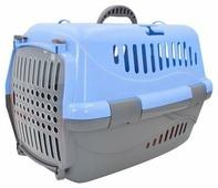 Переноска-клиппер для собак Homepet HOMEPET 48х32х32 см