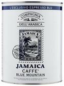 Кофе в зернах Compagnia Dell` Arabica Jamaica Blue Mountain