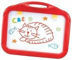 Доска для рисования детская Grow'N Up с буквами и цифрами (5086-03)
