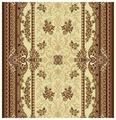 Ковровая дорожка Floare-Carpet шерстяная Floare DOFIN 209-1148