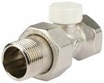 Запорный клапан STOUT SVL 1176 муфтовый (ВР/НР), латунь, для радиаторов