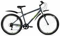 Велосипед Altair MTB HT 26 1.0 (серый, 2019)