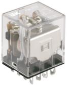 Промежуточное реле IEK RRP10-3-10-024D-LED