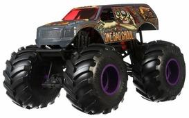 Монстр-трак Hot Wheels Monster Trucks One Bad Ghoul (FYJ83/GBV39) 1:24
