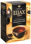 Чай черный Шах Gold Индийский гранулированный