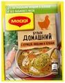 MAGGI Домашний бульон с курицей, овощами и зеленью 100 г