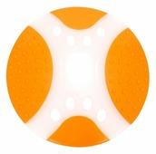 Фрисби для собак Грызлик Ам Тарелка летающая Frisbee Dental Nylon (6233/30.GR.038)