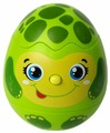 Интерактивная развивающая игрушка Азбукварик Яйцо-сюрприз Черепашка