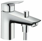 Однорычажный смеситель для ванны с душем hansgrohe Logis Monotrou 71312000