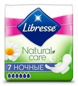 Libresse прокладки Natural Care Ночные