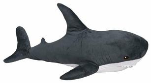 Мягкая игрушка Fancy Акула 40 см