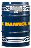 Масло трансмиссионное синтетическое MANNOL ATF AG55 4 л (54368)
