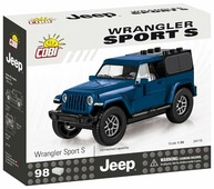Конструктор Cobi Jeep Wrangler 24115 Sport S