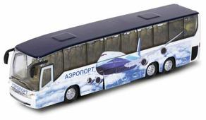 Автобус ТЕХНОПАРК Аэропорт (CT10-025) 1:43