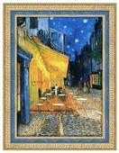 Алмазная живопись Набор алмазной вышивки Ночное кафе (АЖ-1538) 50х70 см