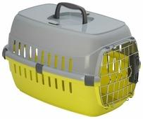 Переноска-клиппер для кошек и собак Moderna Road Runner I Spring Lock 49х30.1х32 см