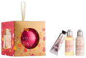 Набор L'Occitane en Provence Праздничный шар Вишневый цвет
