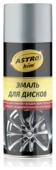 Аэрозольная автоэмаль ASTROhim Эмаль для дисков