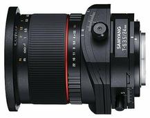 Объектив Samyang 24mm f/3.5 ED AS UMC T-S Fujifilm X