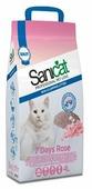 Наполнитель Sanicat 7 days Rose (4 л)