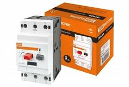 Комбинированный пускатель электродвигателя TDM ЕLECTRIC ПРК80-40