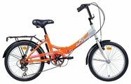 Подростковый городской велосипед Aist Smart 20 2.0 (2016)